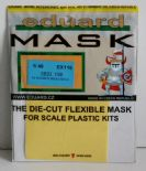 EDEX116 1/48 Vought SB2U-3 Vindicator mask (Accurate Miniatures)